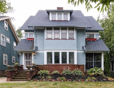 3262 Redwood Road, Cleveland Heights, OH 44118 - #: 4019759