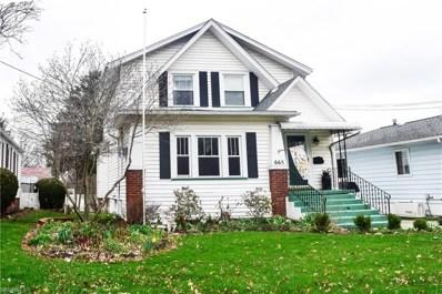 665 E Robinson Ave, Barberton, OH 44203 - MLS#: 4019767