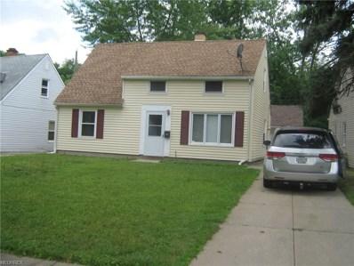 4268 Cricket Ln, Warrensville Heights, OH 44128 - MLS#: 4020216