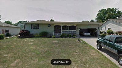 464 Peters Dr, Campbell, OH 44405 - MLS#: 4020844