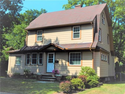 2660 Idlewood Road, Cleveland Heights, OH 44118 - #: 4020932