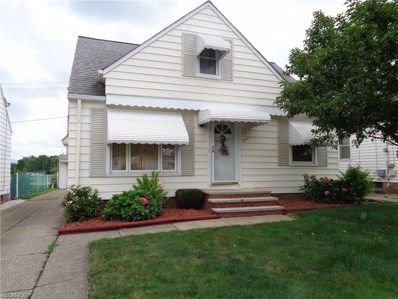 6013 E 135th St, Garfield Heights, OH 44125 - MLS#: 4021363