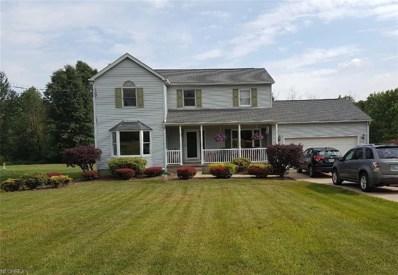 6297 New Castle Rd, Lowellville, OH 44436 - MLS#: 4021431