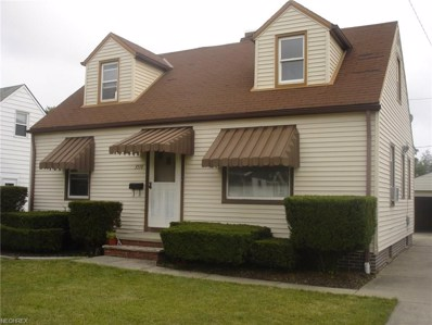 3710 Woodrow Ave, Parma, OH 44134 - MLS#: 4022090