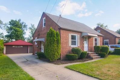 5671 Wellington Rd, Lyndhurst, OH 44124 - MLS#: 4022219