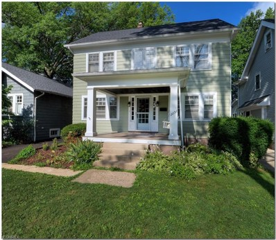 2252 Briarwood Rd, Cleveland Heights, OH 44118 - MLS#: 4022289