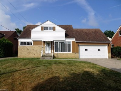 366 E 272nd St, Euclid, OH 44132 - MLS#: 4022533