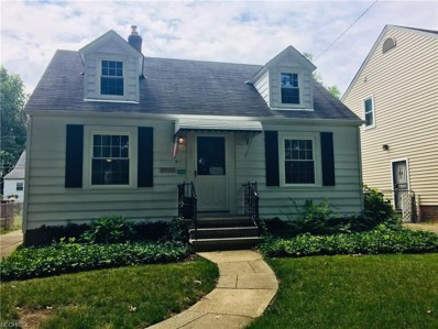 17713 Glenshire Ave, Cleveland, OH 44135 - MLS#: 4023211