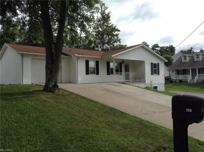 120 Stewart Ave, St. Clairsville, OH 43950 - MLS#: 4023219