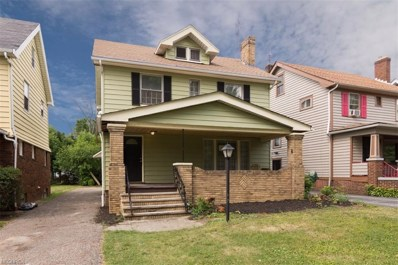 3409 Cedarbrook Rd, Cleveland Heights, OH 44118 - MLS#: 4023450