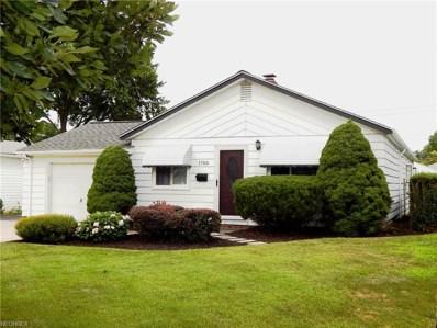 1703 Eldon Dr, Wickliffe, OH 44092 - MLS#: 4023487