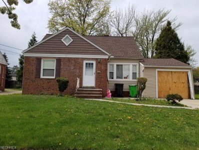 224 E 242nd St, Euclid, OH 44123 - MLS#: 4024117