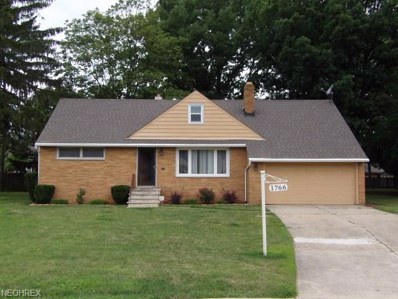 1766 Sunset Dr, Richmond Heights, OH 44143 - MLS#: 4024371