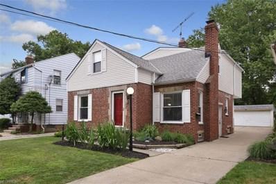 1187 Dorsh Rd, South Euclid, OH 44121 - MLS#: 4024433