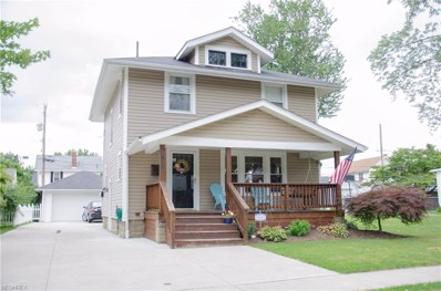 814 Mathias Ave NORTHEAST, Massillon, OH 44646 - MLS#: 4024684