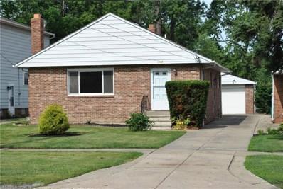 1182 Lander Rd, Mayfield Heights, OH 44124 - MLS#: 4024687