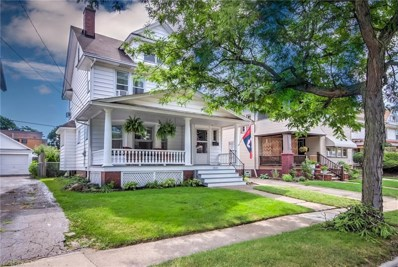1421 Cordova Ave, Lakewood, OH 44107 - MLS#: 4024956