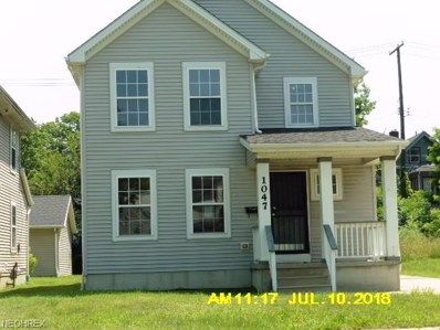 1047 E 125th St, East Cleveland, OH 44112 - MLS#: 4025055