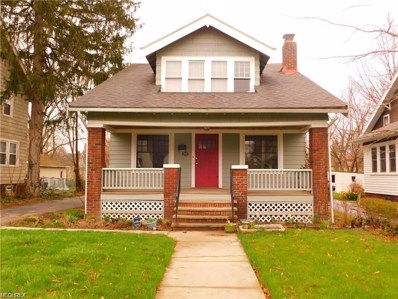 2578 Queenston Rd, Cleveland Heights, OH 44118 - MLS#: 4025107