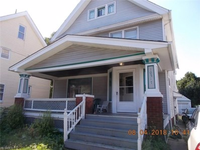 10517 Governor Ave, Cleveland, OH 44111 - MLS#: 4025913