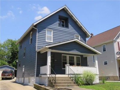 295 Ivy Pl, Akron, OH 44301 - MLS#: 4026021