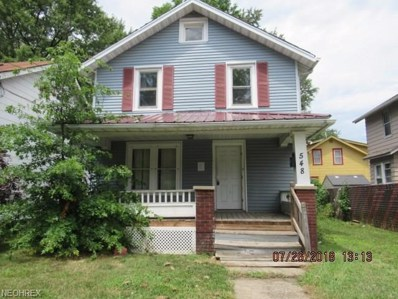 548 Eastland Ave, Akron, OH 44305 - MLS#: 4026309