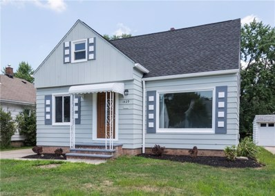 1429 Sunset Rd, Mayfield Heights, OH 44124 - MLS#: 4026317