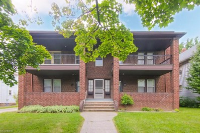 1512 W 116th St UNIT 4, Cleveland, OH 44102 - MLS#: 4026401