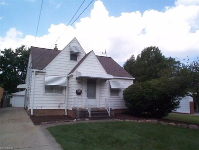 1146 Sunset Rd, Mayfield Heights, OH 44124 - MLS#: 4026586
