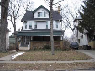 1253 Melbourne Rd, East Cleveland, OH 44112 - MLS#: 4026714