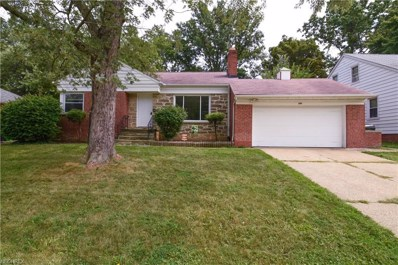 1391 S Belvoir Blvd, South Euclid, OH 44121 - MLS#: 4027002