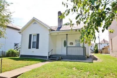 454 Sheridan St, Zanesville, OH 43701 - MLS#: 4027041