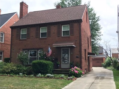 3958 Lansdale Rd, Cleveland, OH 44118 - MLS#: 4027048