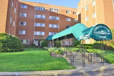 16100 Van Aken Blvd UNIT 405, Shaker Heights, OH 44120 - MLS#: 4027049