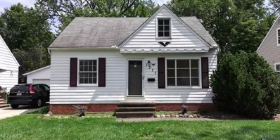1377 Iroquois Ave, Mayfield Heights, OH 44124 - MLS#: 4027205
