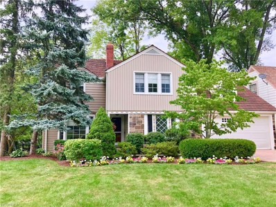 3347 Hollister Rd, Cleveland Heights, OH 44118 - MLS#: 4027305