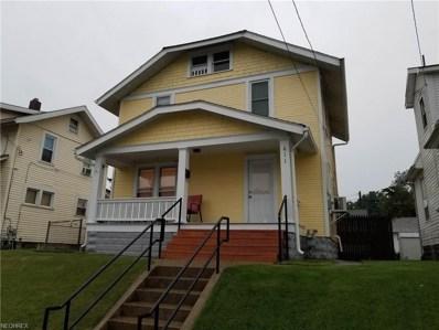 611 Echo Ave, Zanesville, OH 43701 - MLS#: 4027456