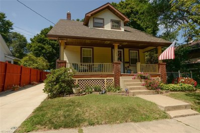 1192 Mount Vernon Ave, Akron, OH 44310 - MLS#: 4027512