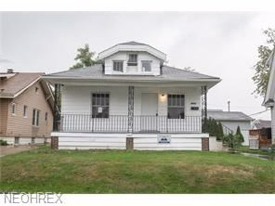 4723 E 94th St, Garfield Heights, OH 44125 - MLS#: 4028174