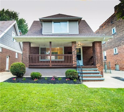 1584 W 116th St, Cleveland, OH 44102 - MLS#: 4028348