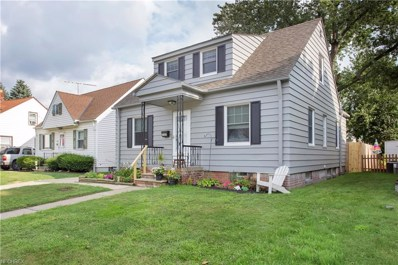 1509 Plymouth, Cleveland, OH 44109 - MLS#: 4028627