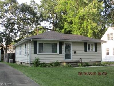 1636 Westwood Dr NORTHWEST, Warren, OH 44485 - MLS#: 4028707