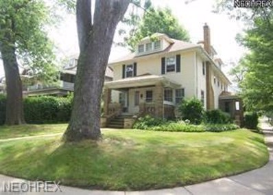 3126 Meadowbrook Blvd, Cleveland Heights, OH 44118 - MLS#: 4028785