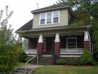 605 E 8th St, Salem, OH 44460 - MLS#: 4029213