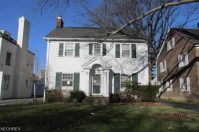 3346 Braemar Rd, Shaker Heights, OH 44120 - MLS#: 4029612