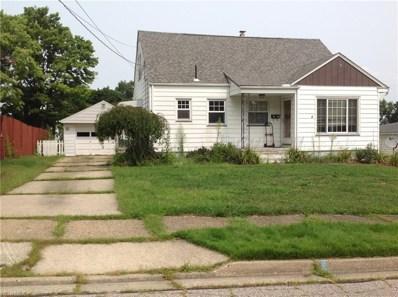 1493 Haynes Ave, Barberton, OH 44203 - MLS#: 4029728