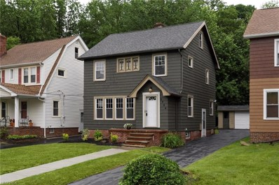 3936 Orchard, Cleveland Heights, OH 44121 - MLS#: 4029941