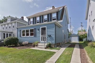17710 Crestland Rd, Cleveland, OH 44119 - MLS#: 4029977