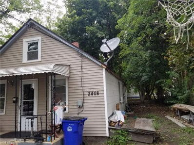 2408 Castle Ave, Cleveland, OH 44113 - MLS#: 4030025