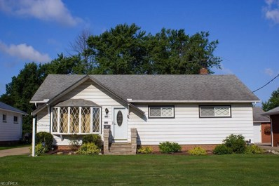 1576 Algiers Dr, Mayfield Heights, OH 44124 - MLS#: 4030084